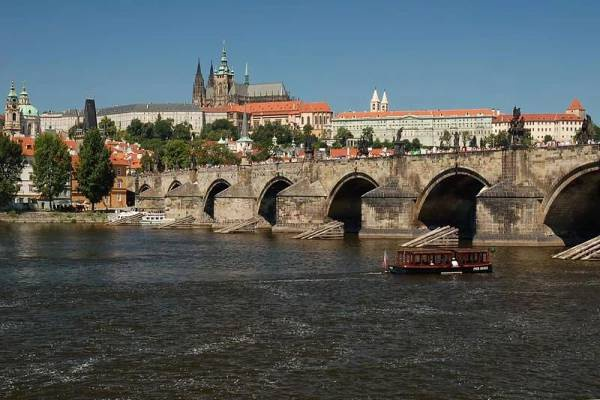Prague All Inclusive Tour (6 hours) in English 22.11.2018