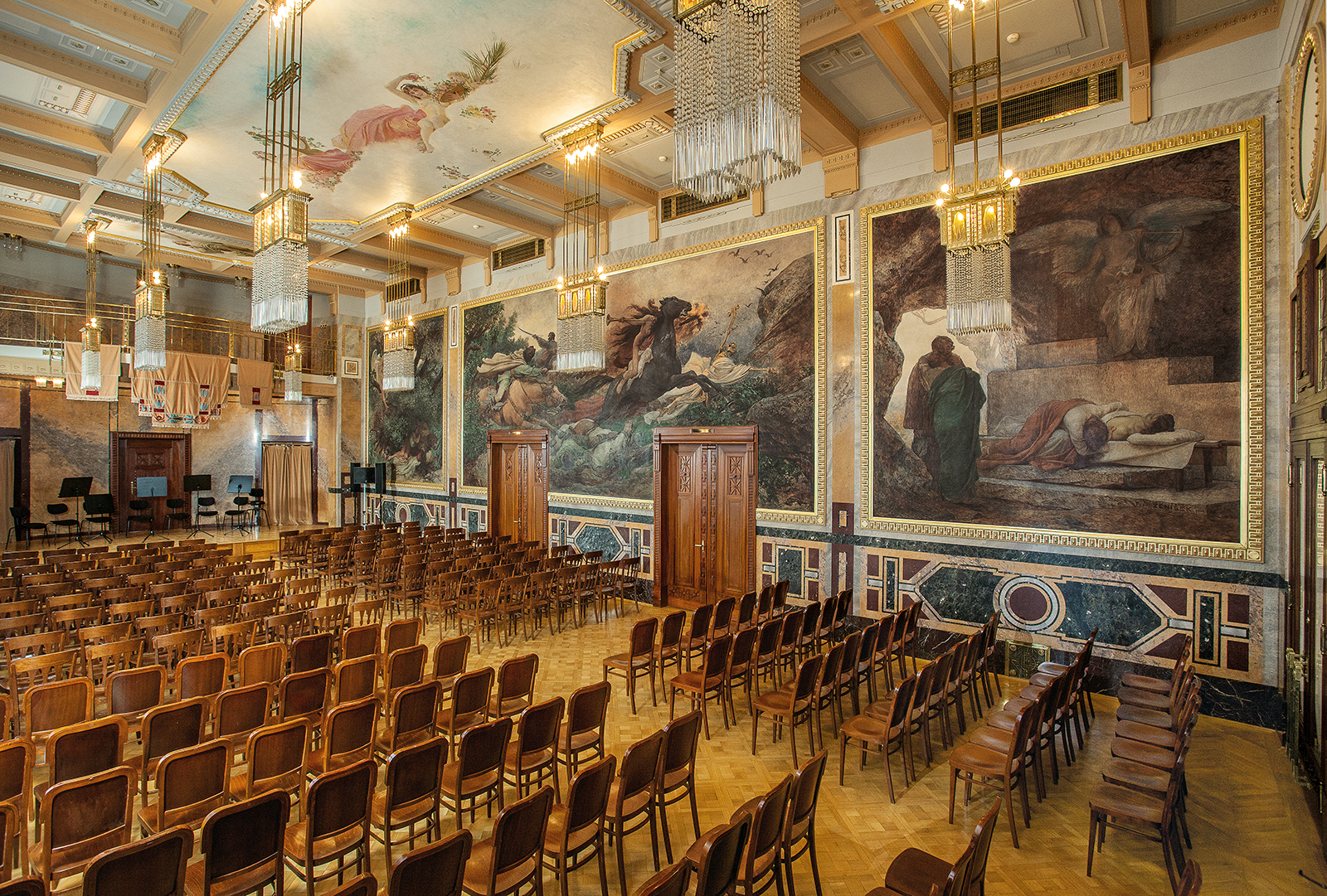 Christmas Vivaldi in Municipal House 22.12.2020