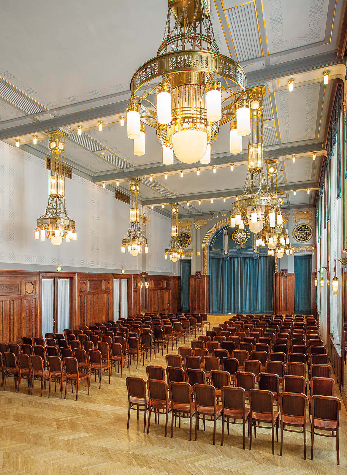 Municipal House - Sladkovsky Hall