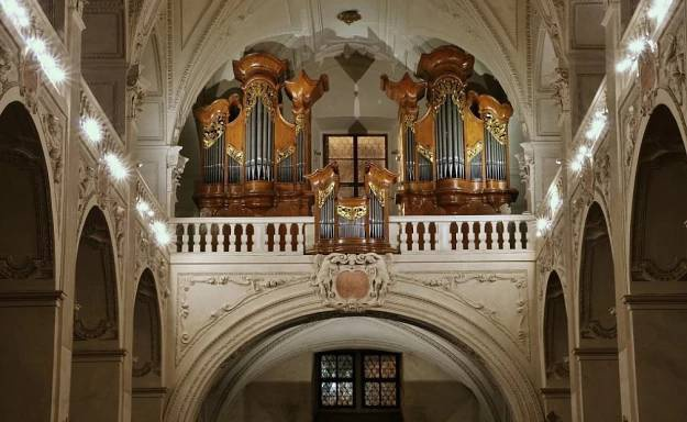 Great Organ Music - Organ & Trumpets & Soprano or Tenor 19.11.2018
