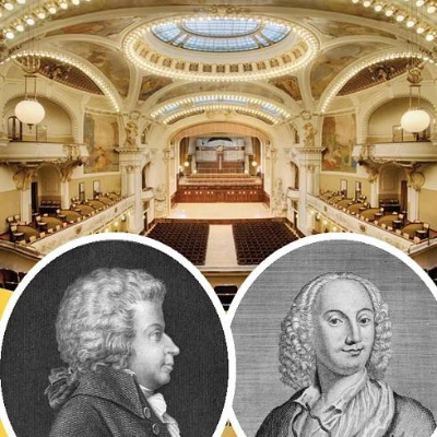 The Best of W. A. Mozart and A. Dvořák 02.05.2019
