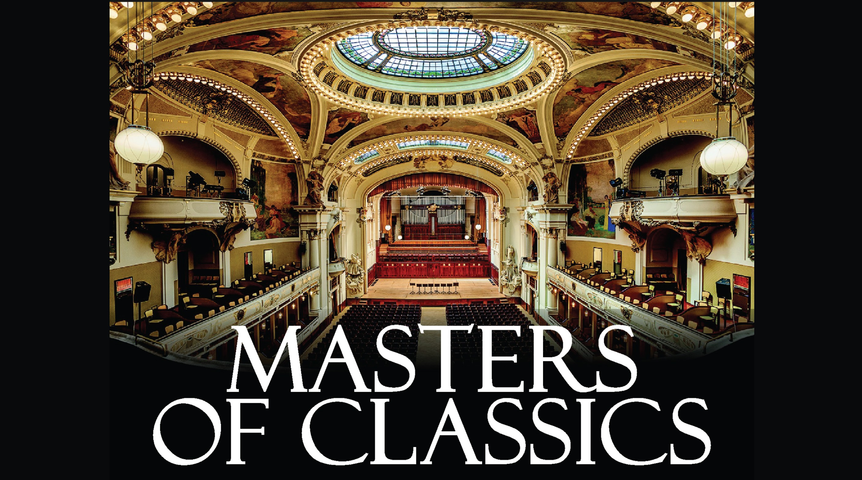 MASTERS OF CLASSICS IN THE MUNICIPAL HOUSE